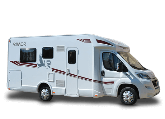 Rimor Seal 95 – motorhome for 5 people