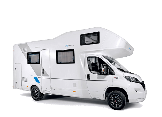 Adria A70 2019 – motorhome for 7 people