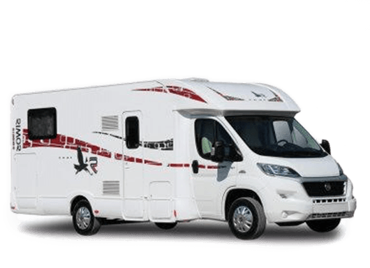 Rimor Seal 95P – motorhome for 5 people