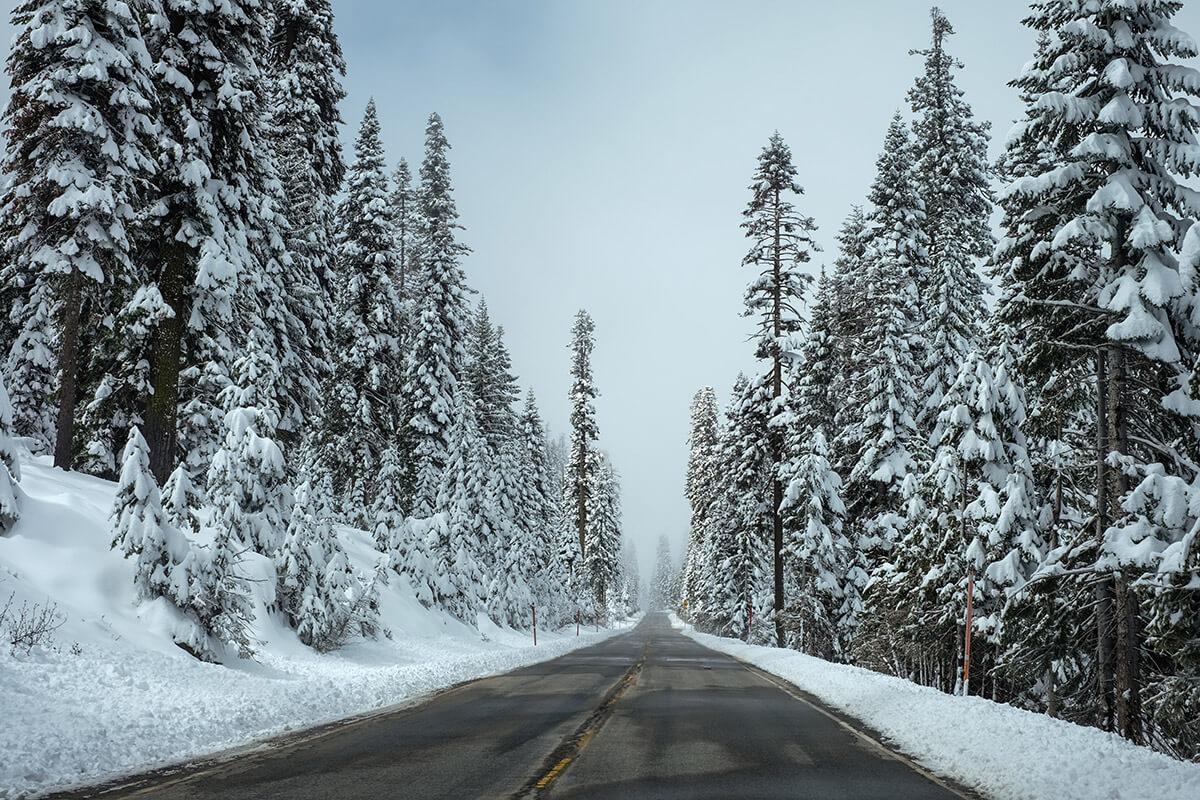 Skrb za avtodom v zimskih mesecih