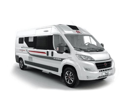 Van 600 – motorhome for 3 people